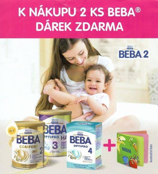 Akce - dětská výživa BEBA
