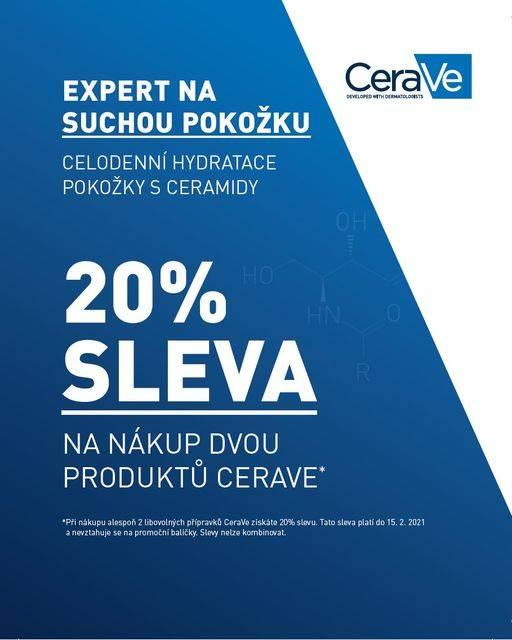 Expert na suchou pokožku CeraVe